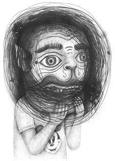 Drawings 2013 part 3 by Stefan Zsaitsits http://www.inspirefirst.com/2013/09/11/drawings-2013-part-3-stefan-zsaitsits/