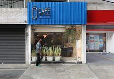 mandril   O Café
