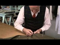 TAILOR'S TIPS by Vitale Barberis Canonico Episode 10: Buttonholes and Buttons - YouTube