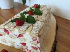 Backen mit Christina … | Erdbeer – Topfen – Tiramisu …