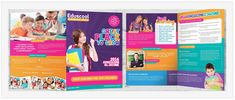 These school brochure design samples will help you to create a wonderful brochure and satisfy your school management or impress your important clients. Primary School, Elementary Schools, Brochure Design Samples, School Brochure, Design Desk, Preschool, Upper Elementary, Kid Garden, Kindergarten