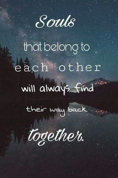 Edit from me. Deep thoughts at night.- Edit from me. Deep thoughts at night. Edit from me. Deep thoughts at night. Finding Your Soulmate Quotes, Soulmate Love Quotes, Life Quotes Love, Soul Quotes, Love Quotes For Him, Words Quotes, Sayings, Quotes About Soulmates, Twin Flame Love Quotes