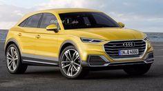 Will The 2019 Audi Q4 Look Like This? #Audi #cars #car #quattro
