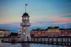 Walt Disney World - Disney Resorts - Disney's Yacht Club Resort