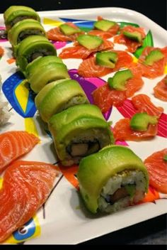 Una mamma che cucina: Uramaki Sushi