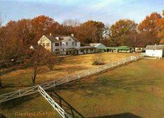 Graceland in 1978