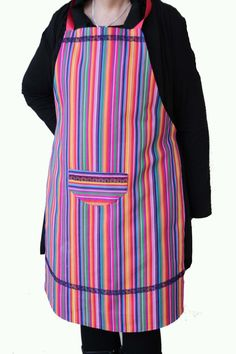 Whether you're a budding chef, potter or really into craft, any apron is invaluable, especially one that's bright and colourful! Purchase your unique apron today - fully lined and made with care and the utmost attention to detail. Chinese Design, Apron Pockets, Ceramic Artists, Sewing Crafts, Gifts For Her, My Etsy Shop, Dresses For Work, Trending Outfits, Aprons