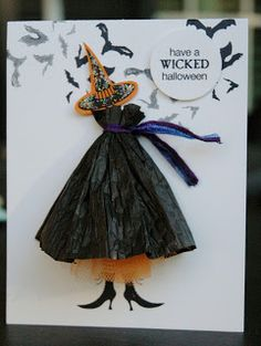 Wicked Cool cape card