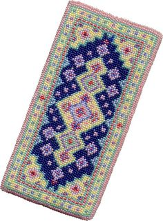 oriental rug needlepoint pattern - Google Search