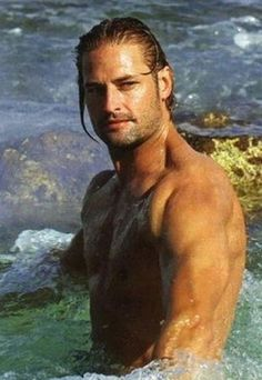 Josh Holloway - my love @Caitlin Burton Bradford