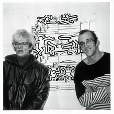 Andy Warhol & Keith Haring (Visited Haring studio after he passed and it was tiny, amazing and you could FEEL the energy).