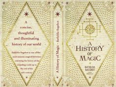 History of Magic - I could make this into a book cover...