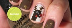 Tutorial: Reindeer Rudolph