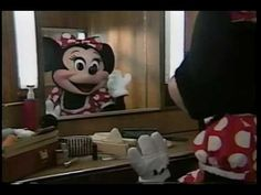 A Day at Disneyland- Part 1. This Film Was Made In 1991 As a take home souvenir, allowing you to enjoy the park from your own living room. It differs from the magic kingdom video and replaces a touring family with Disney characters riding with fellow park attendees.