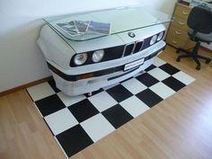 Console BMW