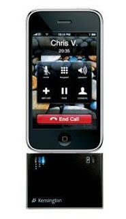 Kensington Mini battery pack for smartphones (iPhone)