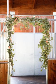 eucalyptus arch {Honey of a Thousand Flowers}