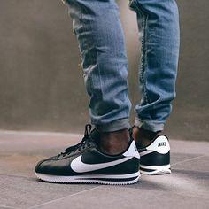 http://SneakersCartel.com New Old School. Men's Cortez Basic Leather. Shop in-store... #sneakers #shoes #kicks #jordan #lebron #nba #nike #adidas #reebok #airjordan #sneakerhead #fashion #sneakerscartel