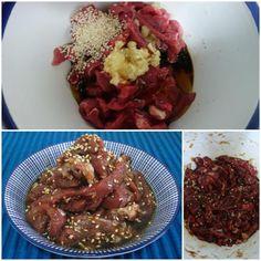 Yukhoe육회(Korean Raw Marinated Beef)