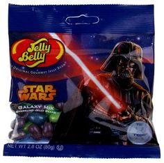 Jelly Belly Star Wars Galaxy Mix Lot of 3 Bags 2.8oz Made US Fresh & Sparkling - FUNsational Finds - 1