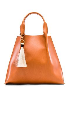 Oliveve Maggie Tote in Butterscotch | REVOLVE