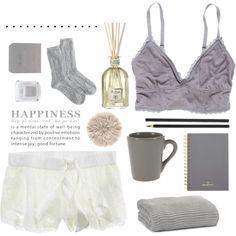 """Lazy Winter"" by erynashley on Polyvore"