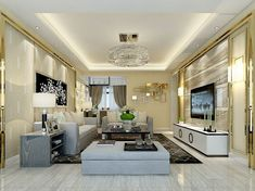 How To Quickly And Easily Create A Living Room Furniture Layout? Family Room Design, Luxury Living Room Design, Classic Interior Design, Furniture Layout, Living Room Designs, Condo Decorating, Bedroom False Ceiling Design, Restaurant Design, Ceiling Design Bedroom