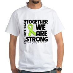 Non-Hodgkins Lymphoma T-Shirt