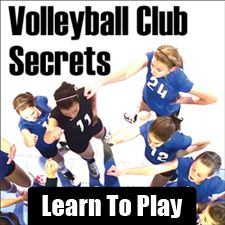 Volleyball Club Secrets App - The best Volleyball Training App for Android Phones and Tablets