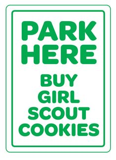 girl scout cookie letter   how to buy cookies how to sell cookies thank you cards general spanish ...