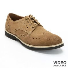 Marc Anthony Oxford Shoes - Men