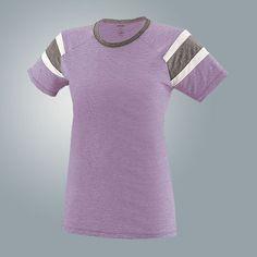 Augusta Sportswear Girls Fanatic Tee 3014
