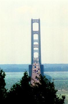 Mackinac Bridge, Mackinac Michigan