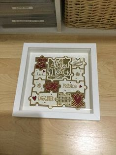 Tonic Cards, Memory Box Cards, Big Shot, Favor Boxes, All You Need Is, Hobbies And Crafts, Die Cutting, Birthday Wishes, Framed Art