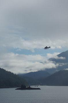 Floatplane over Ketchikan AK | Flickr - Photo Sharing!