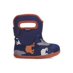 Classic Polar Bear Baby Bogs Waterproof Boots - 72017I