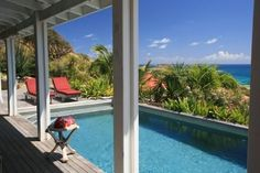 One of our best vacations ever. Orient Bay Vacation Rental - VRBO 111753 - 3 BR St Maarten Villa in St. Martin (St Maarten), Orient Bay, Swimming-Pool, Ocean View, Full a/C...