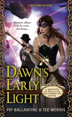 Dawn's Early Light (Ministry of Peculiar Occurrences) by Pip Ballantine http://www.amazon.com/dp/0425267318/ref=cm_sw_r_pi_dp_eHaWub1BEWYQS