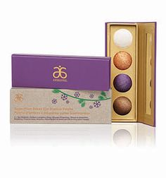 Holiday Sugar Plum Baked Eye Shadow Palette from Arbonne