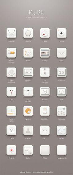 《华为Emotion UI手机主题设计大...: