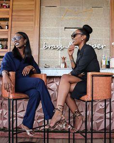 Black Girls Rock, Black Girl Magic, Bougie Black Girl, Party Friends, Black Girl Aesthetic, How To Pose, Black Girl Fashion, Business Women, Business Major