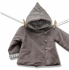 La Queue Du Chat Βρεφικό Παλτό Chestnut Cool Baby Stuff, Raincoat, Fancy, Outlet Store, Hoodies, Sweaters, Kids, Jackets, Clothes