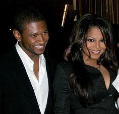 Usher & Janet Jackson