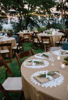 "120"" Havana Faux Burlap Table Linens x 12 | Weddingbee Classifieds"