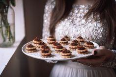 Kešu linecké sušenky s oříškovým krémem Lchf, Keto, Healthy Style, Christmas Cookies, Waffles, Low Carb, Paleo, Vegan, Cooking