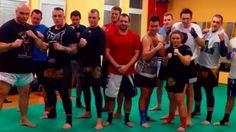 Sestřih z tréninků muay thai - MMA
