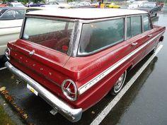 1965 Ford Falcon Futura Station Wagon.