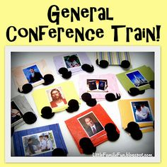 general conference train