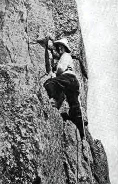 Dora Keen (1871-1963), traveler and mountaineer
