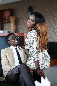Oriental Hotel Lagos Engagement by Atunbi Photography » KnotsVilla